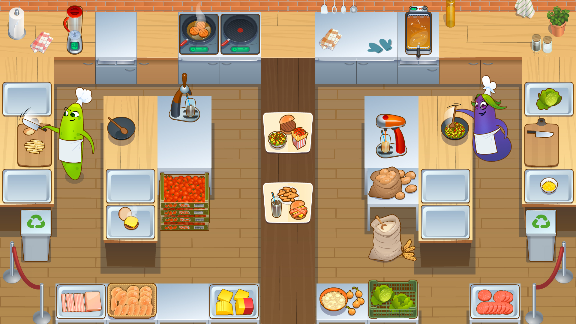 Let's Cook Together gameplay screenshot 2