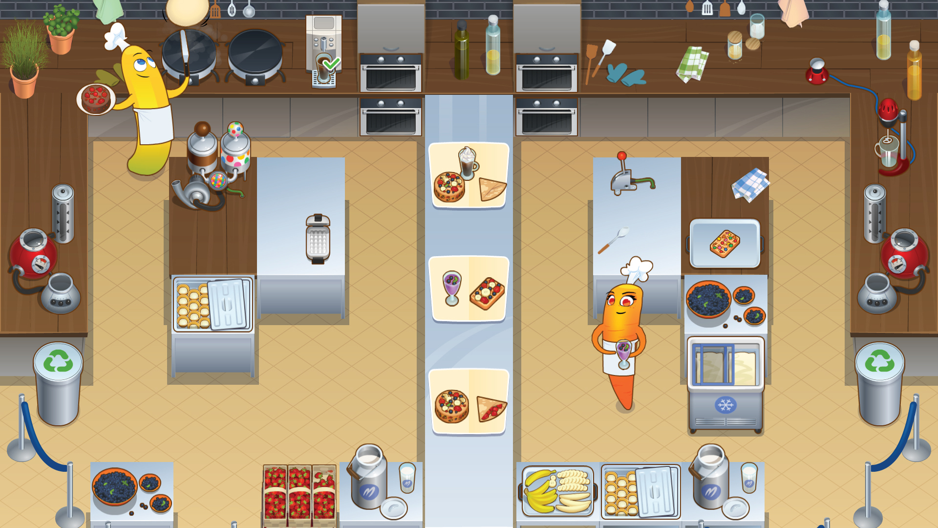 Let's Cook Together gameplay screenshot 3