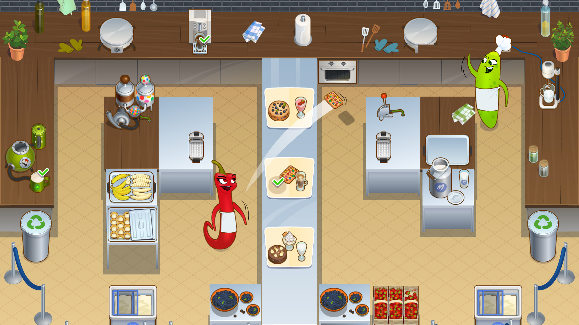 Let's Cook Together gameplay screenshot 4