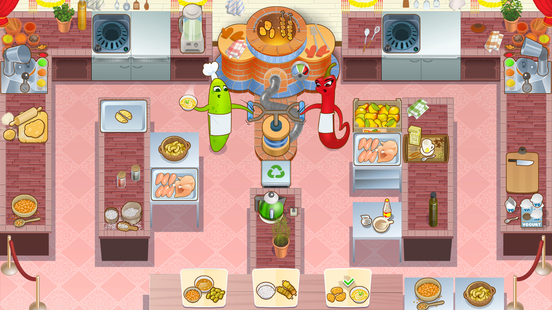 Let's Cook Together gameplay screenshot 5