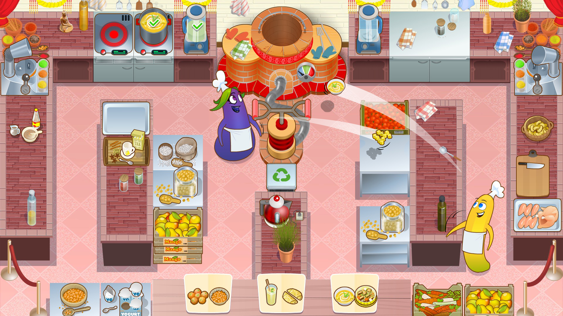 Let's Cook Together gameplay screenshot 6