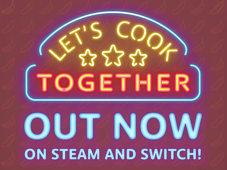Let's Cook Together is out on Steam and Nintendo Switch