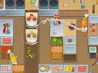 Let's Cook Together game screen